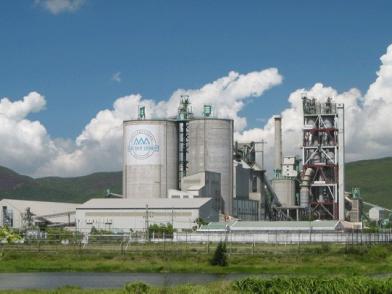 Nhà máy xi măng Hoàng Mai